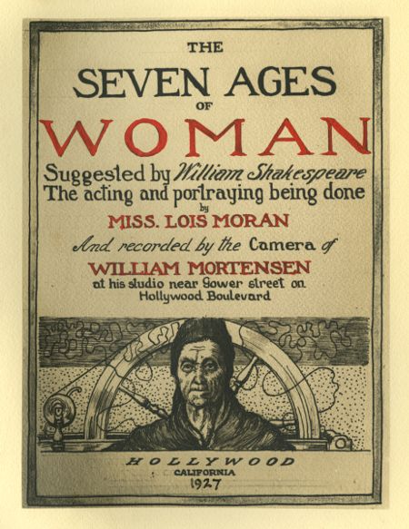 William Mortensens The Seven Ages of Woman