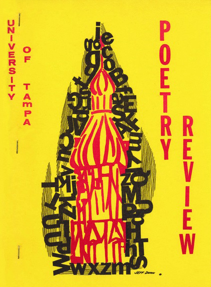 The Tampa Review 49th Cover