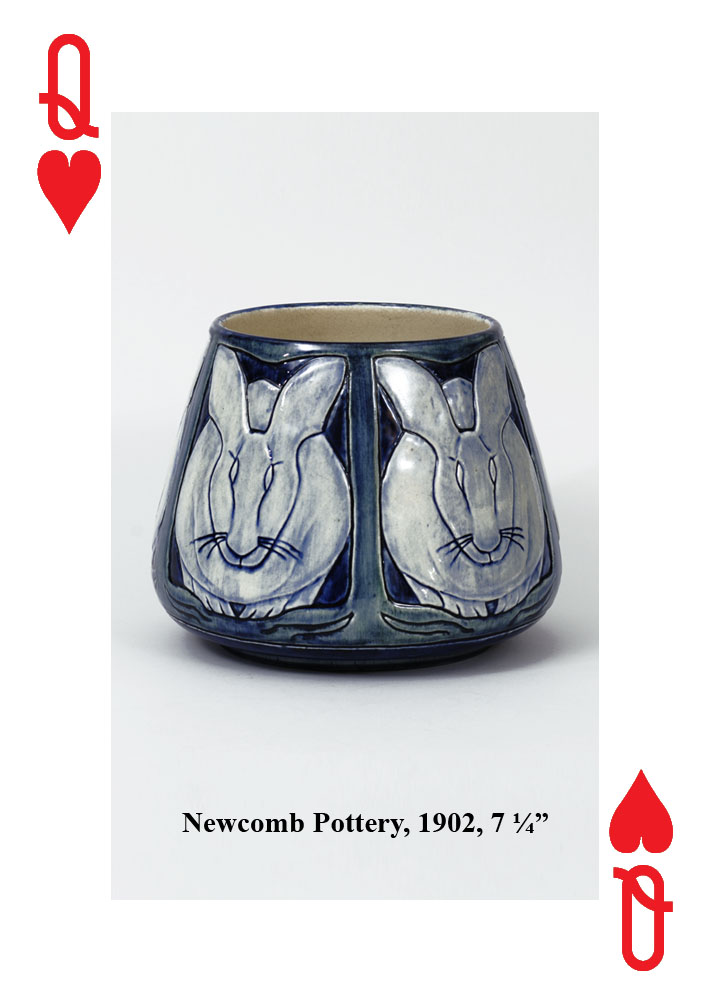 TRRF Pottery Playing Cards